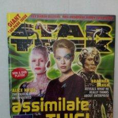 Coleccionismo de Revistas y Periódicos: STAR TREK Nº 108. SEPTEMBER 2003. GIANT 100 PAGES ISSUE. Lote 133621010