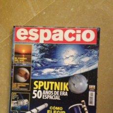 Coleccionismo de Revistas y Periódicos: REVISTA ESPACIO N 33 (SPUTNIK / LAS ESTACIONES DEL SISTEMA SOLAR / EL CAMINO DEL SOL). Lote 133787693