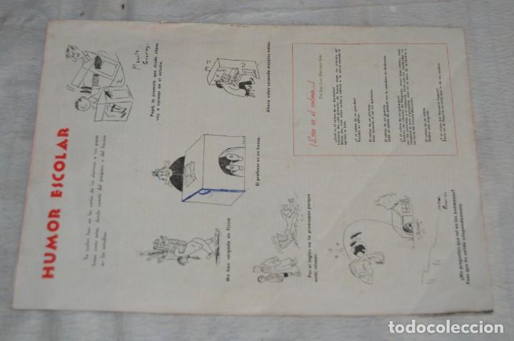 Coleccionismo de Revistas y Periódicos: LOTE DE 2 ANTIGUAS REVISTAS - REVISTA FORJA - AÑOS 40 / 50 - ENVÍO 24H - Foto 3 - 133912946
