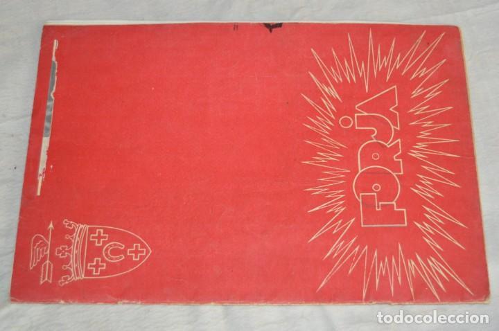 Coleccionismo de Revistas y Periódicos: LOTE DE 2 ANTIGUAS REVISTAS - REVISTA FORJA - AÑOS 40 / 50 - ENVÍO 24H - Foto 4 - 133912946