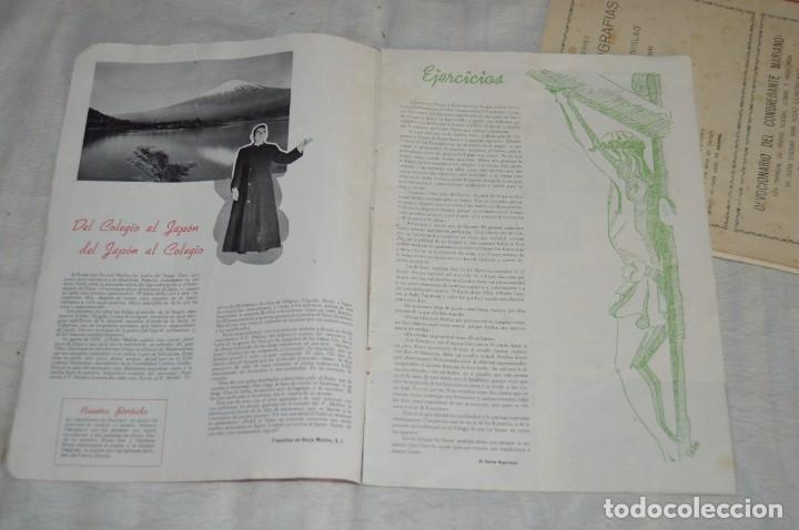 Coleccionismo de Revistas y Periódicos: LOTE DE 2 ANTIGUAS REVISTAS - REVISTA FORJA - AÑOS 40 / 50 - ENVÍO 24H - Foto 6 - 133912946