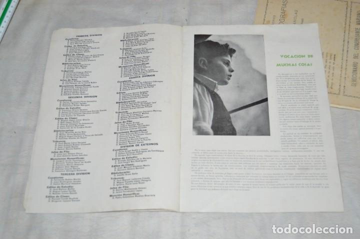 Coleccionismo de Revistas y Periódicos: LOTE DE 2 ANTIGUAS REVISTAS - REVISTA FORJA - AÑOS 40 / 50 - ENVÍO 24H - Foto 7 - 133912946