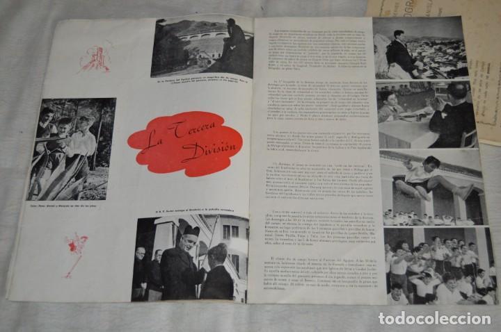 Coleccionismo de Revistas y Periódicos: LOTE DE 2 ANTIGUAS REVISTAS - REVISTA FORJA - AÑOS 40 / 50 - ENVÍO 24H - Foto 8 - 133912946