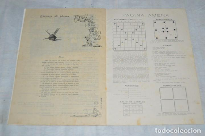 Coleccionismo de Revistas y Periódicos: LOTE DE 2 ANTIGUAS REVISTAS - REVISTA FORJA - AÑOS 40 / 50 - ENVÍO 24H - Foto 13 - 133912946