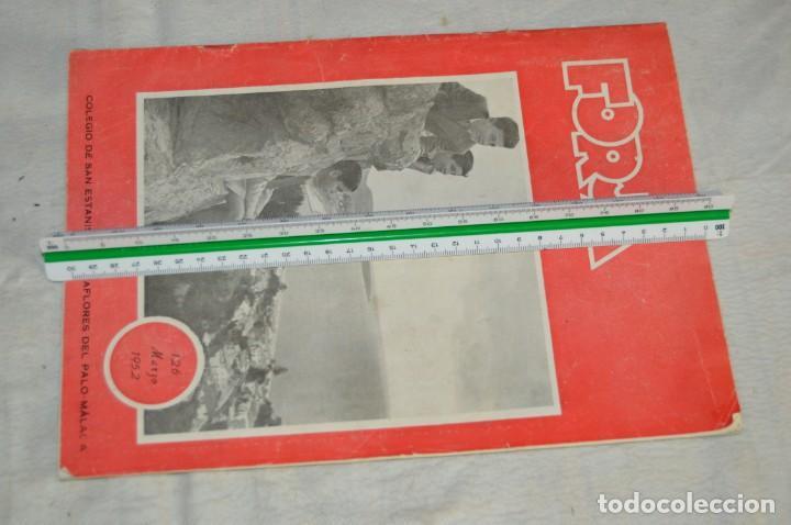 Coleccionismo de Revistas y Periódicos: LOTE DE 2 ANTIGUAS REVISTAS - REVISTA FORJA - AÑOS 40 / 50 - ENVÍO 24H - Foto 15 - 133912946
