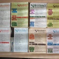 Coleccionismo de Revistas y Periódicos: REVISTA DE SELECCIÓN ES DEL READER'S DIGEST. Lote 134002159
