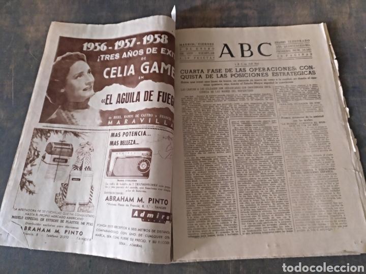 abc 3 enero 1958 la capital de la zona central - Comprar Otras ...