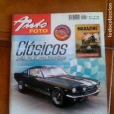 Coleccionismo de Revistas y Periódicos: REVISTA AUTO FOTO N,146. Lote 134023986
