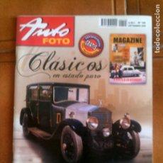 Coleccionismo de Revistas y Periódicos: REVISTA AUTO FOTO N,145. Lote 134024046
