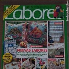 Coleccionismo de Revistas y Periódicos: LABORES DEL HOGAR. N 446 JULIO/AGOSTO PUNTO DE CRUZ. Lote 134029894