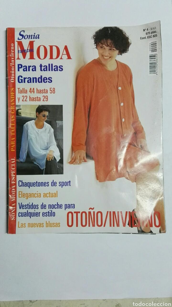 Revista Sonia Moda Especial Tallas Grandes Oton Comprar Otras Revistas Y Periodicos Modernos En Todocoleccion 134073491