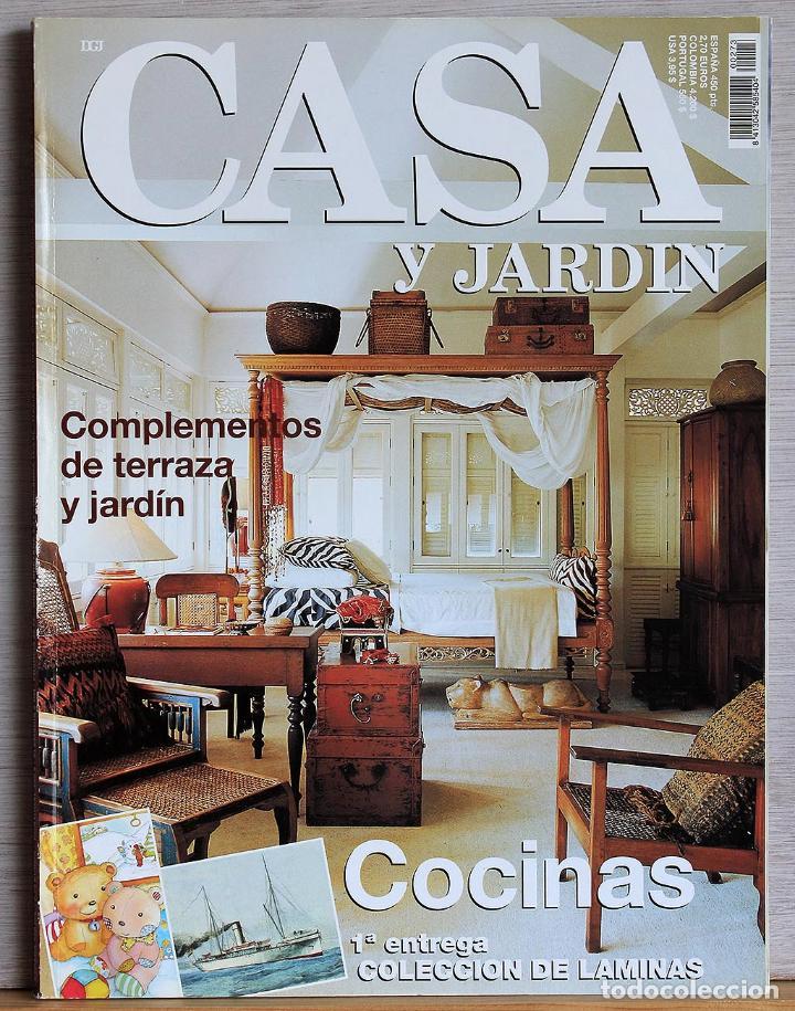 casa y jardin nr 273 • incluido 2 láminas • coc - Kaufen Andere ...