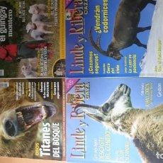 Coleccionismo de Revistas y Periódicos: LOTE REVISTAS CAZA. Lote 134098534