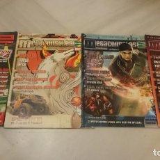 Coleccionismo de Revistas y Periódicos: LOTE REVISTAS VIDEOJUEGOS. Lote 134099226