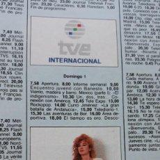Coleccionismo de Revistas y Periódicos: VICTORIA VERA. Lote 134133642