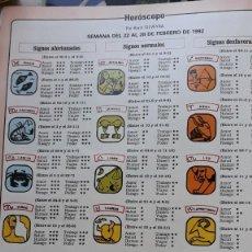 Coleccionismo de Revistas y Periódicos: LETICIA SABATER . Lote 134134858