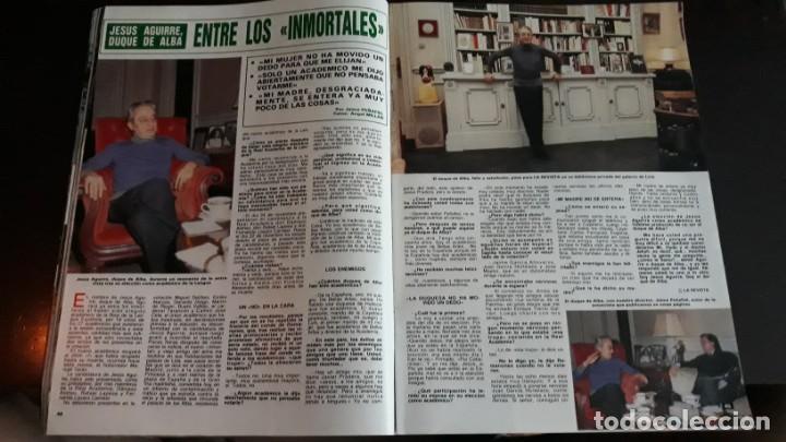 JESUS AGUIRRE DUQUE DE ALBA (Coleccionismo - Revistas y Periódicos Modernos (a partir de 1.940) - Otros)