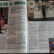 Coleccionismo de Revistas y Periódicos: JESUS AGUIRRE DUQUE DE ALBA . Lote 134228066