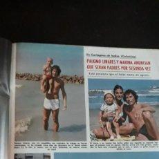 Coleccionismo de Revistas y Periódicos: PALOMO LINARES MARINA DANKO. Lote 134239946