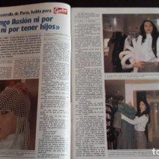 Coleccionismo de Revistas y Periódicos: NORMA DUVAL. Lote 134340546