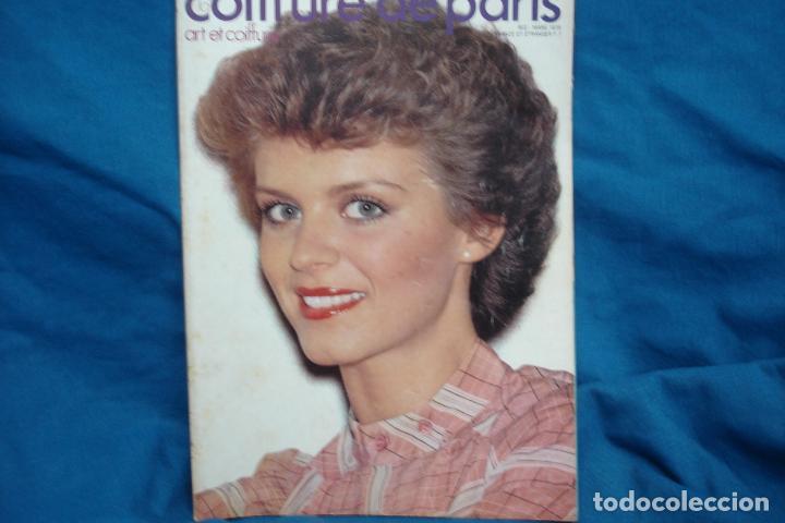 Coiffure De Paris Nº 802 Mars 1978 Comprar Otras Revistas Y