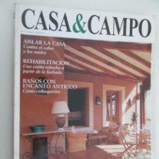 Coleccionismo de Revistas y Periódicos: REVISTA CASA & CAMPO Nº 75. Lote 179518385