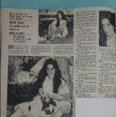 Coleccionismo de Revistas y Periódicos: RECORTE REPORTAJE CLIPPING DE MARIA CASAL REVISTA SEMANA Nº 2015 PAG 14. Lote 134739286