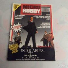 Coleccionismo de Revistas y Periódicos: MICRO HOBBY (MICROHOBBY) Nº 193 AMSTRAD, MSX, SPECTRUM, COMMODORE. Lote 205773640