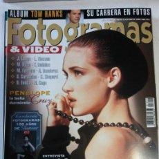 Coleccionismo de Revistas y Periódicos: BJS. FOTOGRAMAS. REVISTA DE CINE. WINONA. COMPLETA TU COLECCION. Lote 134778026