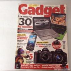 Coleccionismo de Revistas y Periódicos: REVISTA GADGET N.7. Lote 134829243