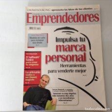 Coleccionismo de Revistas y Periódicos: EMPRENDEDORES N.139. Lote 134829975