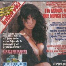 Natalia Estrada Calendario.Interviu Numero 981 Natalia Estrada