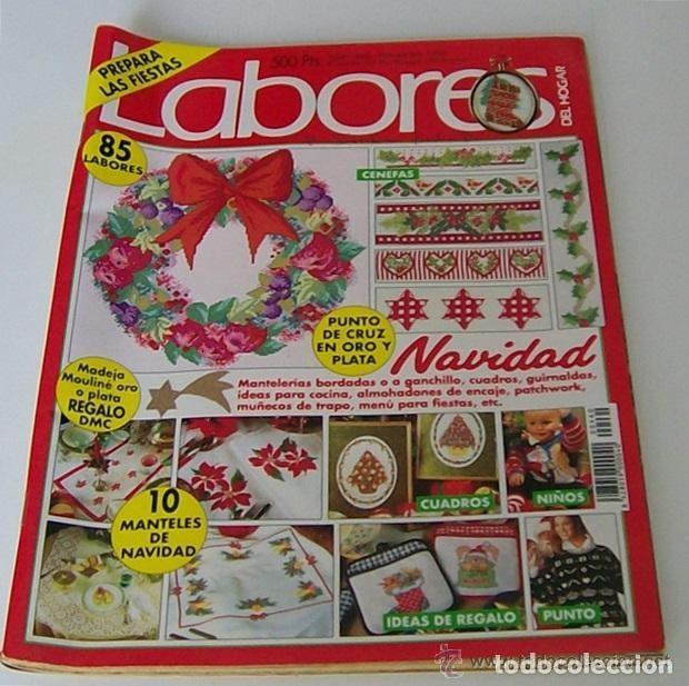 labores del hogar 460 año 1996 especial navidad - Comprar Otras ...