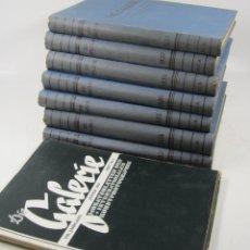Coleccionismo de Revistas y Periódicos: DIE GALERIE - REVISTA DE FOTOGRAFÍA AUSTRÍACA. DEL AÑO 1933 AL 1940. . Lote 135114610