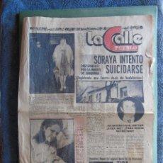 Coleccionismo de Revistas y Periódicos: PERIODICO, SUPLEMENTO?. LA CALLE. PUEBLO. 15 DE MAYO DE 1972. FALTA ALGUNA PÁGINA.. Lote 135187862