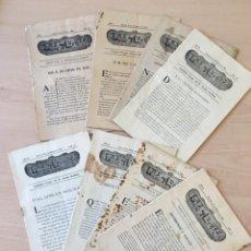 Collezionismo di Riviste e Giornali: LAS HURDES. REVISTA MENSUAL ILUSTRADA, SALAMANCA, IMPRENTA DE CALATRAVA, 1904-1906. Lote 135290062