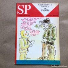 Coleccionismo de Revistas y Periódicos: REVISTA SP N° 305 (1966). RADIOGRAFÍA POLÍTICA DE ESPAÑA,.... Lote 135341754