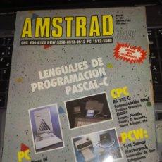 Coleccionismo de Revistas y Periódicos: AMSTRAD N°29. REVISTA 1988. Lote 135460019