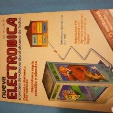 Coleccionismo de Revistas y Periódicos: NUEVA ELECTRÓNICA REVISTA 2. Lote 135460282