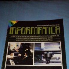 Coleccionismo de Revistas y Periódicos: ENCICLOPEDIA PRÁCTICA DE LA INFORMÁTICA 3. Lote 135460838