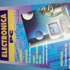 Coleccionismo de Revistas y Periódicos: ELECTRÓNICA PC REVISTA 1. Lote 135461145