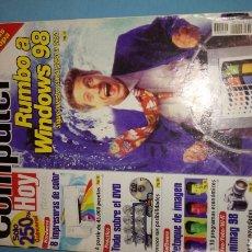 Coleccionismo de Revistas y Periódicos: COMPUTER HOY REVISTA 2. Lote 135461415