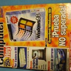 Coleccionismo de Revistas y Periódicos: COMPUTER HOY REVISTA 3. Lote 135461435