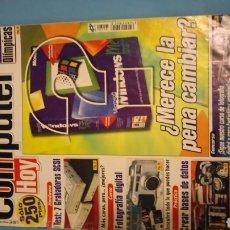 Coleccionismo de Revistas y Periódicos: COMPUTER HOY REVISTA 52. Lote 135461703