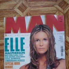 Coleccionismo de Revistas y Periódicos: MAN ELLE MACPHERSON . Lote 135502458