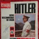 Coleccionismo de Revistas y Periódicos: REVISTA ACTUALIDAD ESPAÑOLA HITLER JUICIO HISTÓRICO 1970. Lote 135526922