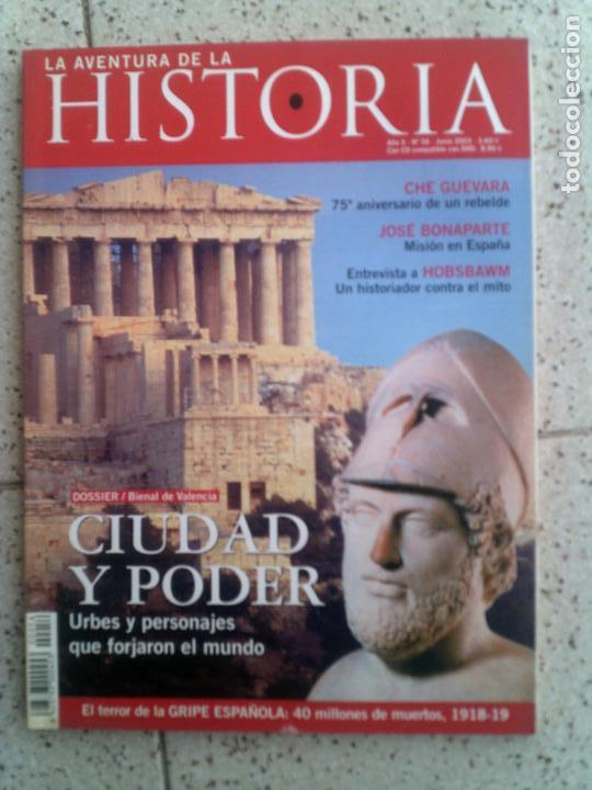 REVISTA HISTORIA N,56 (Coleccionismo - Revistas y Periódicos Modernos (a partir de 1.940) - Otros)