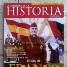 Coleccionismo de Revistas y Periódicos: REVISTA HISTORIA N,85. Lote 135616994