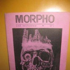 Coleccionismo de Revistas y Periódicos: MORPHO. CINE FANTASTICO Nº 3. EDITA CARLOS AGUILAR. 1980.. Lote 135654463