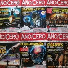 Coleccionismo de Revistas y Periódicos: REVISTAS AÑO CERO, LOTE O POR SEPARADO.. Lote 135663977